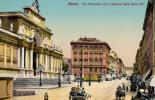 ROMA - VIA NAZIONALE CON IL PALAZZO DELLE BELLE ARTI - 76 - Roma