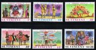 ST VINCENT  1975  Kingstown Carnival  MNH ** - St.Vincent (...-1979)