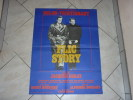 AFFICHE CINEMA FLIC STORY (ALAIN DELON J L TRINTIGNANT)  FILM DE JACQUES DERAY - Affiches