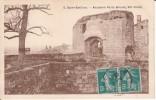 CPA - (33) Saint Emilion - Autographiée - Ancienne Porte Brunet - Carte Signée Du Député Cuttoli - Saint-Emilion