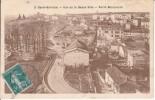 CPA - (33) Saint Emilion - Autographiée - Vue De La Basse Ville - Carte Signée Du Député Cuttoli - Saint-Emilion