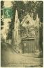 CPA N&B Phototypie 107 MONTMORENCY 95160– Porte De L'Ancien Monastère Des Templiers - Val D'Oise 95 Seine Et Oise TBE +$ - Montmorency