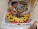 "AFFICHE CINEMA ""LE CHINOIS"" AVEC JACKY CHAN - Affiches"