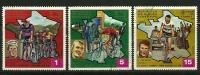GUINEA E. - 1972 - TOUR De FRANCE - N. ? Usati - Cat. ? € - Lotto N. 863 - Ciclismo