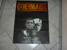 AFFICHE DE CINEMA QUEIMADA AVEC MARLON BRANDO - Affiches