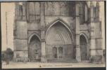 Sées (Orne) - Portail De La Cathédrale. Old Postcard . France . - Sees