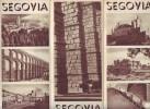 Ancien Dépliant Touristique Sur Segovia (Ségovie) - Espagne (vers 1950) - Esplorazioni/Viaggi