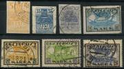 Estonie (1919) N 10 à 16 Obt - Estonie