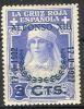 # Spain    B 20, Mint, Og,    SCV $9,      (sb20-2, Michel 337 - Bienfaisance