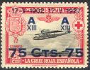 # Spain    B 62, Mint, Og, Nh  SCV $140,      (sb62-1, Michel 371 - Bienfaisance