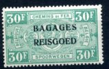Bagages-Reisgoed 30F   BA21**  Cote2019 : 380,- E - Bagages