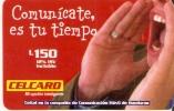 TARJETA DE HONDURAS DE 150 LEMPIRAS - CELCARD - Honduras