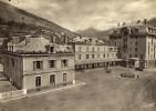 Briançon La Gare Et L Hotel Terminus (trace De Pli Dans Un Angle) - Briancon