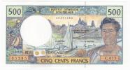 Nouvelle Calédonie - 500 FCFP - Alphabet C.013 / 2009 / Signatures Severino-Redouin-Cornaill E - Neuf  / Jamais Circulé - Nouvelle-Calédonie 1873-1985