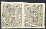 # Spain    MR   1a, Mint, Ng,,   SCV $14,      (swt001-1, Michel Kriegszwang 1 - Impuestos De Guerra