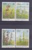 Ierland  1993  Orchids    824/827 *** - 1949-... République D'Irlande