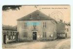 Br - 54 - MAXEVILLE - Place De La Mairie Et Mairie - édition Hogron  - N° 3 - Maxeville