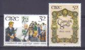 Ierland  1993 Centenary Of  Gaelic League   832/833 *** - 1949-... République D'Irlande