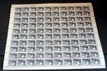 Bogen 1981 Bauten, 80 Pfg. Minr. 2650 X 100 Marken - [6] Oost-Duitsland