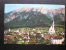 AK SCHAAN 1911  //  D*2063 - Liechtenstein