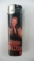 "Johnny Hallyday  ""  Briquet  "" - Unclassified"