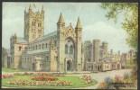 """""""Buckfast Abbey  (Buckfastleigh)"""".   Postally Used In 1955. - England"""