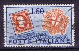 Italy: 1951 Michel 847, Used, 60 Lire