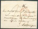 LAC D'AMSTERDAM (Pays-Bas/Nederlands) Le 15 Avril 1830 Vers Anvers; Port 25 Cents. TB  - 6910 - 1830-1849 (Belgique Indépendante)