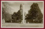 SLOVENIA, LJUBLJANA-CHURCU/NAPOLEON'S MONUMENT REAL PHOTO PICTURE POSTCARD 1932 - Slowenien