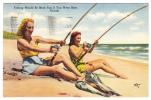 Tropical Florida Series 102.F Fishing Would Be More Fun... - Non Classés