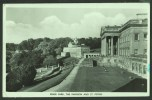 """""""Prior Park, The Mansion And St Peters"""".  A Real Photo-card,  Postally Used In 1975. - England"""