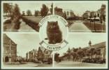 """Taunton"" Multi-view,  C1940,  Not Postally Used. - England"