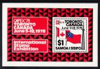 Samoa Scott #473 MH Souvenir Sheet $1 Capex ´78 - Samoa