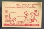 LE  SUPERPHOPHATE  DE  CHAUX - Agriculture