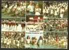 St. Gallen 9-Bilder-Karte Einladung Zum St. Galler Kinderfest 1977 - SG St. Gallen