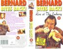 BERNARD BITES BACK - Bernard Manning (Details In Scan) - Comedy