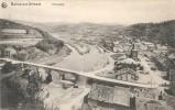 BOHAN Sur Semois Panorama Sous Le Neige TTB  Timbrée 1912 - Vresse-sur-Semois