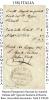 Biserta (Tunisia)-SP00158 - Passaporto Rilasciato In Tunisia Il 20 Giugno 1847 - - Documenti Storici