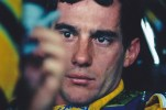 Brasil - Automobilismo -  Fotografia Original De Ayrton Senna / Brazil - Motoring - Original Photograph Of Ayrton Senna - Autorennen - F1