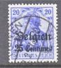 Germany Occupation Belgium N 4  (o) - Occupation 1914-18