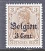 Germany Occupation Belgium N 11  * - Ocupación 1914 – 18