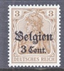 Germany Occupation Belgium N 11  * - Occupation 1914-18