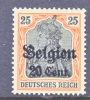 Germany Occupation Belgium N 17  * - Occupation 1914-18