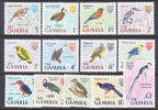 Gambia 215-27  **  FAUNA  BIRDS - Gambia (1965-...)