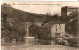 Treignac. Les Carderies Et Le Pont Finot,sur La Vezere. - Treignac