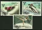 SHARJAH - 1968  - OLIMPIADI - N. ? Usati - Cat. ? € - Lotto N. 887 - Inverno1968: Grenoble