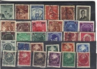 Romania 30 Stamps Used (3) - Roumanie