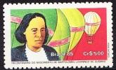Brasil Yvert 1785 Year 1985 3rd Century Birth Of Bartolomeu Lourenço De Gusmao MNH - Brazilië