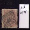 ESPAÑA 1873 - ALEGORIA DE ESPAÑA - EDIFIL Nº 131 - 1872-73 Reino: Amadeo I