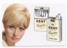 CALENDARS - KENT Cigarettes, 1969. - Petit Format : 1961-70